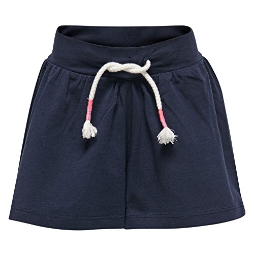 Lego Wear Duplo Girl Poppy 302-SHORTS Short, Blau (Dark Navy 589), 9 Mois Bébé Fille