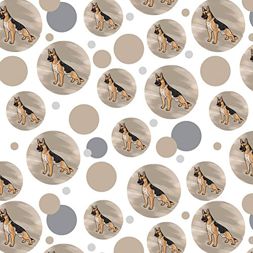 Premium Gift Wrap Wrapping Paper Roll Pattern - Dog Puppy - French Bulldog