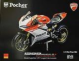 Pocher Ducati Superbike 1299 Panigale S Anniversario 1:4 Motomodello