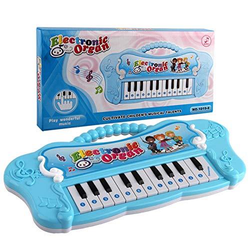 Keyboard Kinder Spielzeug Für Kinder,Piano Keyboard, Musikspielzeug Geschenk Für 2 3 4 5 Jahre Alte Kleinkinder