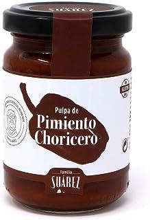 Pulpa De Pimiento Choricero - Familia Suarez - Tarro Cristal | 135 gr