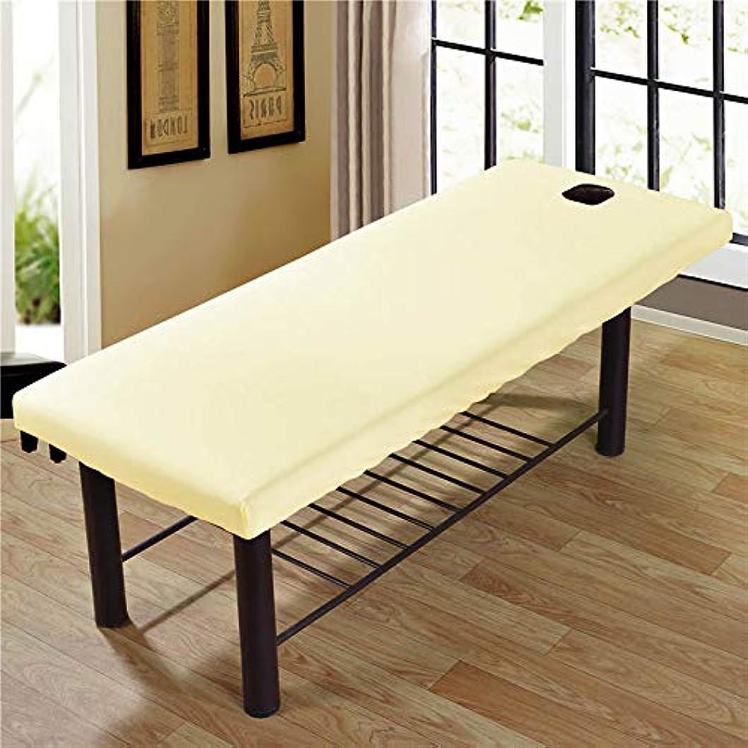 説明する条約悪用Tenflyer?美容院のマッサージ療法のベッドのための柔らかいSoliod色の長方形のマットレス