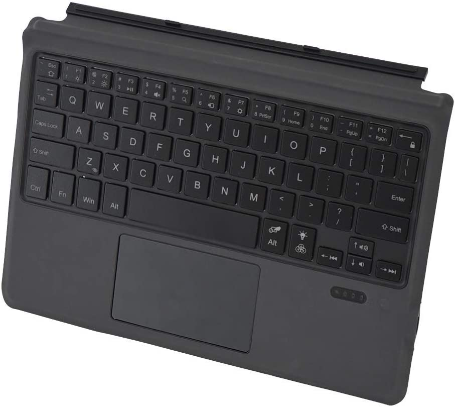 JKCKHA free Keyboard for- Ranking TOP5 Surface 7-Colorful Tablet Go Slim