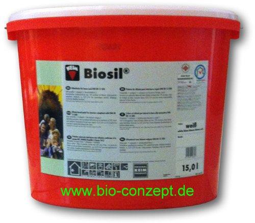 Bio Conzept Keim Biosil Silikatfarbe/weiß / 15 Liter