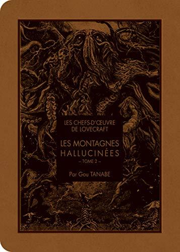 Les chefs d'oeuvre de Lovecraft - Les montagnes hallucinés T02 (2)