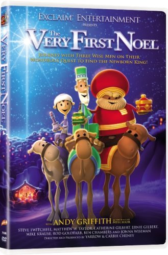 The Very First Noel Christmas: Journey with Three Wise Men on their Wondrous Quest to Find the Newborn King