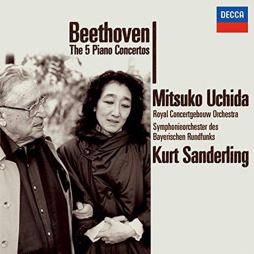Mitsuko Uchida, Orchestra of the Bavarian Radio, Royal Concertgebouw Orchestra & Kurt Sanderling