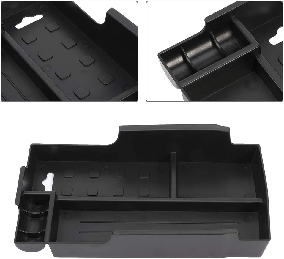 OCPTY Many popular brands Auto Center Console Insert Organizer 2021 spring and summer new 12 Camry for 13 Tray