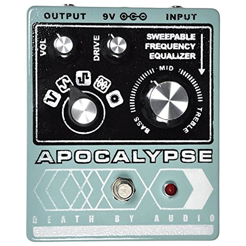 Death By Audio Apocalypse Distortion & Fuzz