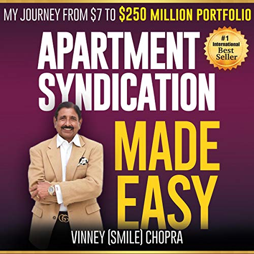 Apartment Syndication Made Easy audiobook cover art