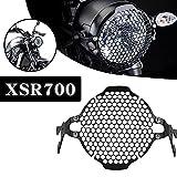 XSR700 Delanteros Faros Protector Para Yamaha XSR700 XSR 700 2016-2021 XSR700 XTribute 2018-2021