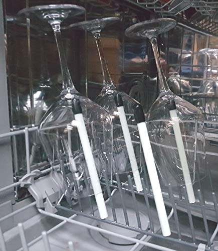 x-mike Wein- und Sektglashalter für Spülmaschine/Geschirrspüler