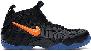Nike Air Foamposite Pro Knicks 624041 010 Black/Orange/Blue (12.5)