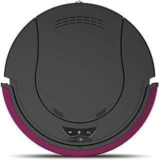 FENGTING Limpieza Inteligente Robot Completo de Carga autom?tico de Barrido Aspiradora Robot Home Ultrafino silencioso, vac?o (Color: Rojo) (Color : Red)