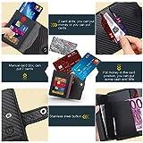 Zoom IMG-2 teehon portafoglio uomo con carte