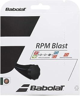 Corda Babolat RPM Blast 18L 1.20mm Preta - Set Individual
