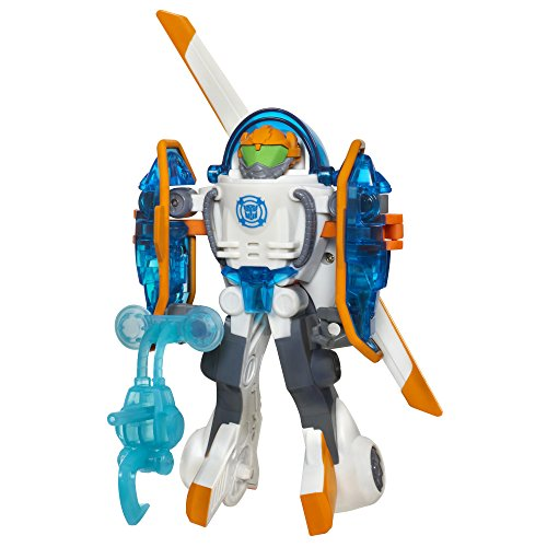 Transformers Playskool Heroes Rescue Bots Blades the...