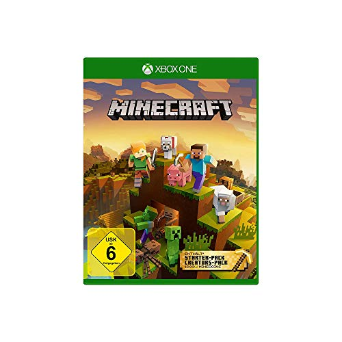 Minecraft Master Collection - [Xbox Series X, Xbox One]