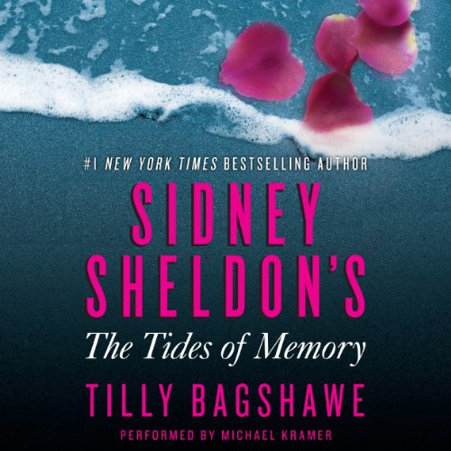 Sidney Sheldon's The Tides of Memory audiobook cover art