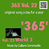 365 - Original song a day for a Year - Vol. 22 World 2