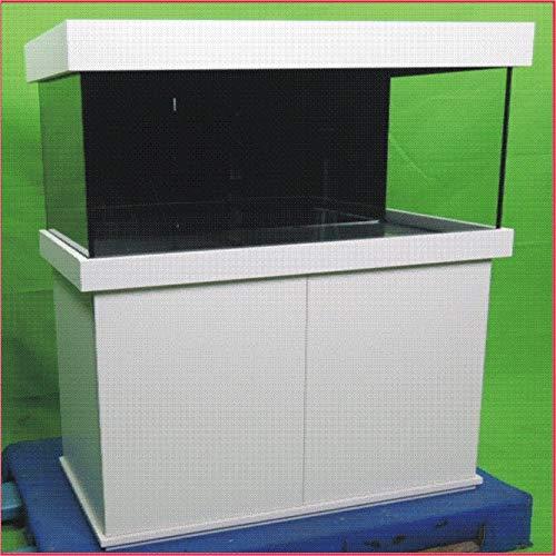 TAB Standard Aquarium Kombination 150x80x80 cm / 960L. / Glas 15mm / 2x54 Watt T5