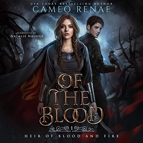 Couverture de Of the Blood