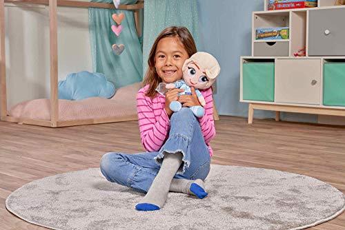 Simba Disney Frozen Elsa Peluche 25 cm, +0 Anni, 6315877555