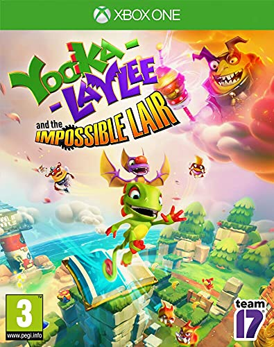 Yooka-Laylee: The Impossible Lair - Xbox O
