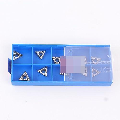 2021 ZIMING-1 10pcs TCGT110208-AK H01 CNC outlet sale Carbide Inserts tool Suitable for online sale machining aluminum sale