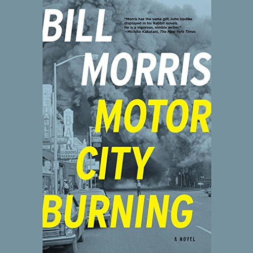 Motor City Burning cover art