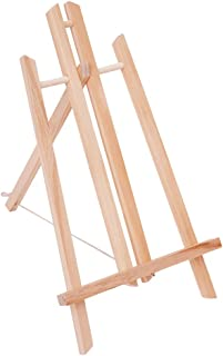 AHXML 16 inch Tabletop Display Artist Easel Stand(1-Each), Accommodates Canvas Art up to..