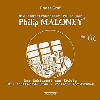 Die haarsträubenden Fälle des Philip Maloney, Vol. 116