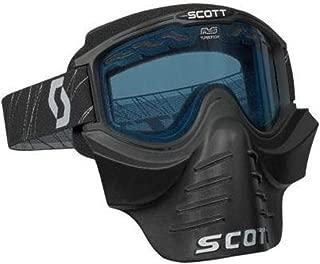 Scott USA 83X Safari Facemask , Primary Color: Black, Distinct Name: Black, Gender: Mens/Unisex 227388-0001108