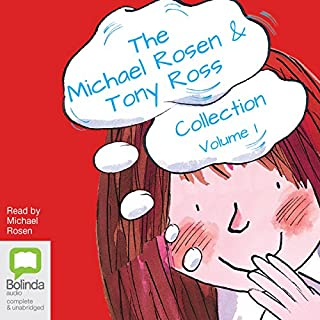 The Michael Rosen & Tony Ross Collection, Volume 1 cover art