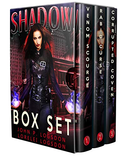 Wren Cooper Supernatural Thriller Box Set