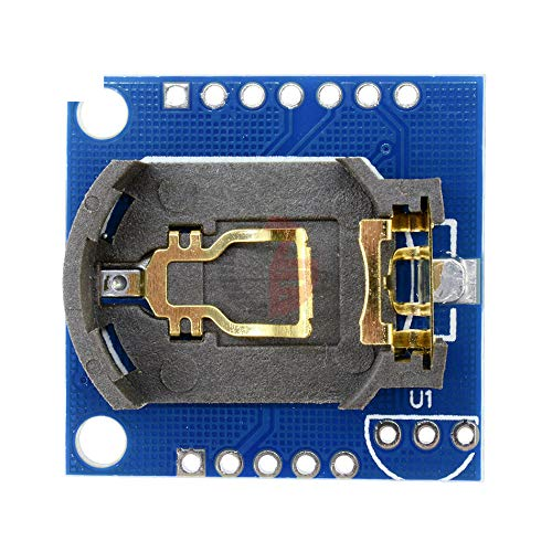 2Pcs I2C IIC RTC DS1307 AT24C32 Real Time Clock Module for Arduino AVR ARM PIC SMD