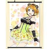 アニメ巻物ポスターキャラクター家の装飾ポスター壁巻物ぶら下げ絵画ギフト Lovelive! 50x75cm