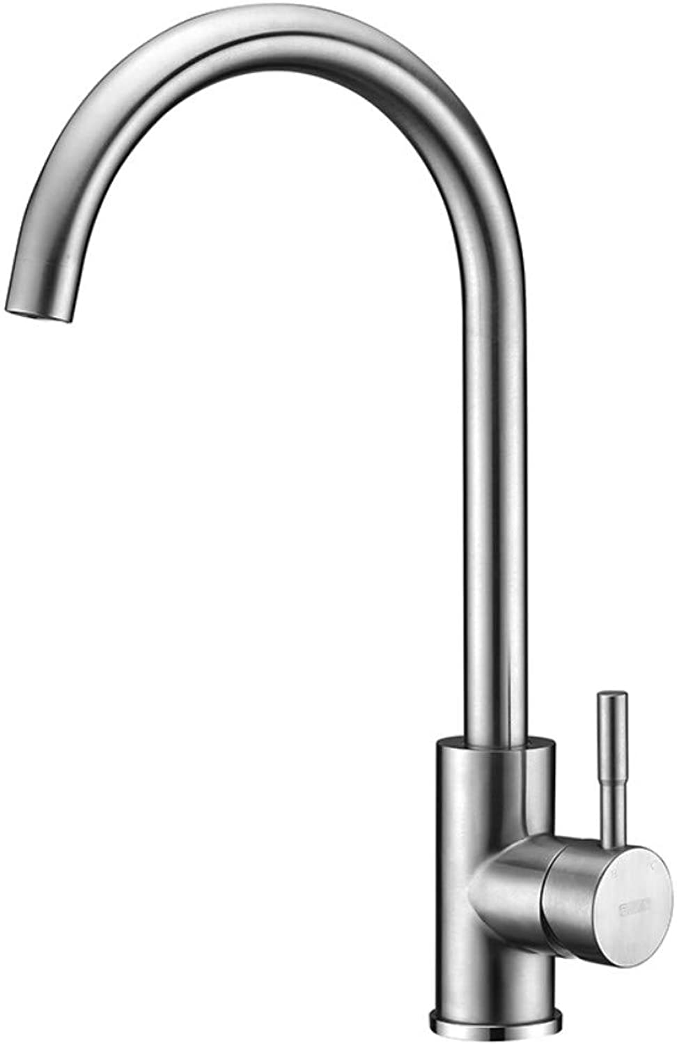 IBathUS 304 stainless steel kitchen faucet hot and cold sink faucet redatable sink faucet