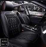 KVD Butter Leather Luxury Car Seat Cover for Hyundai Venue Full Black
