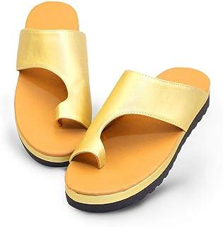 4dfb9deaa0c433 Erfula Chaussures de Plage d'été, 2019 Nouvelles Femmes Plate-Forme Sandales  Peep