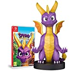 Spyro Reignited Trilogy  + Spyro Cable Guy XXL  [Esclusiva Amazon.it] - Nintendo Switch