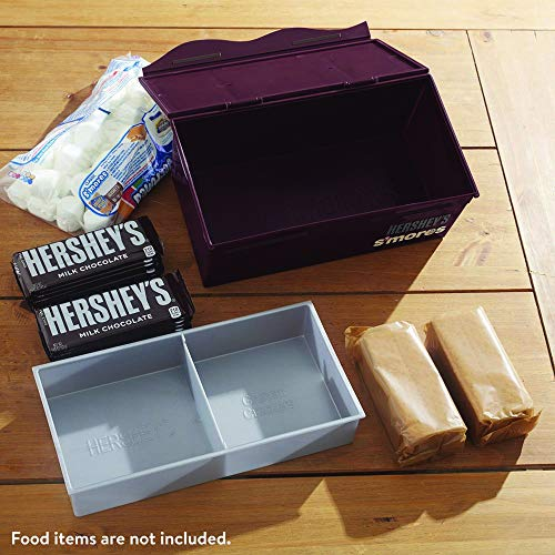 HERSHEY'S 01211HSY S'Mores Caddy, Brown