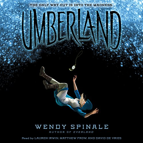 Umberland audiobook cover art