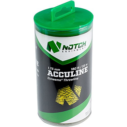 NOTCH AccuLine 1.75mm Throwline 180' - NTL175-180