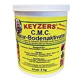 Keyzers CMC Natur-Bodenaktivator 2000g zur Bodenverbesserung -