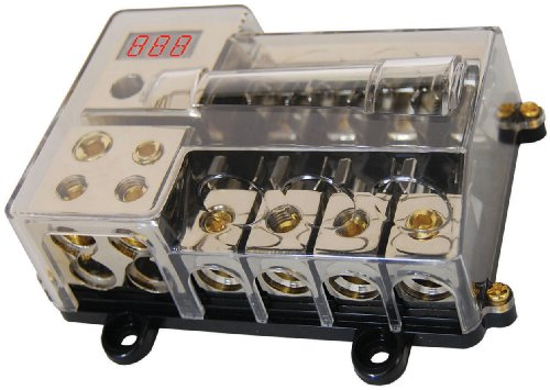 오디오파이프 PDCP1414 퓨즈블록 4구 오디오파이프 W | 지반분포