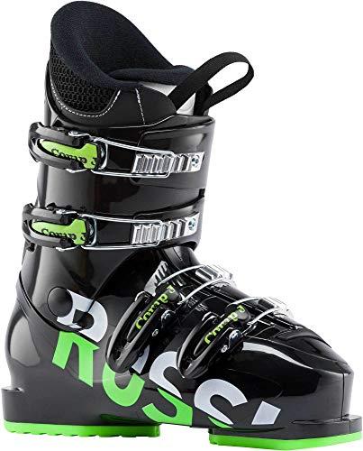 Rossignol Comp J3 Kids Ski Boots Black Sz 3.5 (21.5)