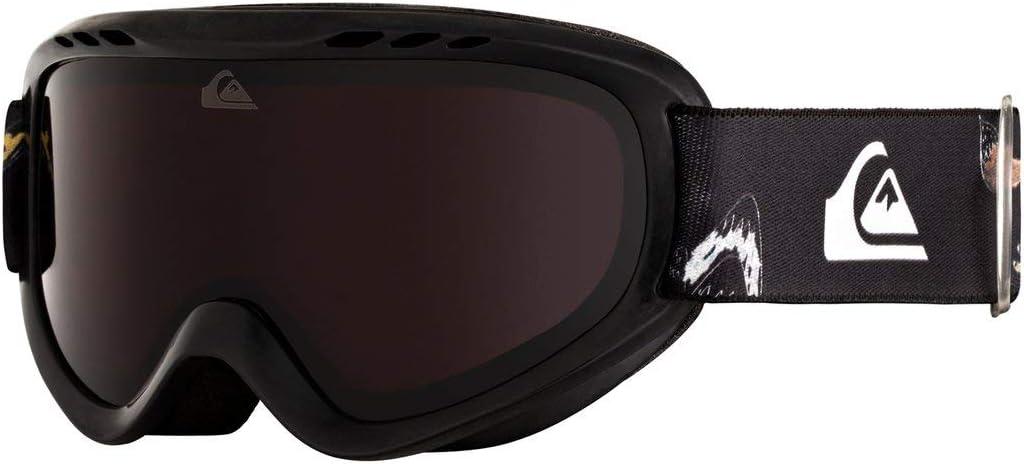 Quiksilver Flake - Máscara Para Snowboard/Esquí Para Chicos 8-14 Máscara Para Snowboard/Esquí Niños