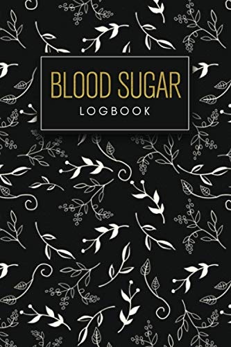 Blood Sugar Log Book: Complete 2 Years Of Diabetes Notebook (Before/After) For Diabetics Patient | Simple Daily Monitor Health, Glucose Tracking Record Diary Small For Men, Women, Kids (Volume 8)