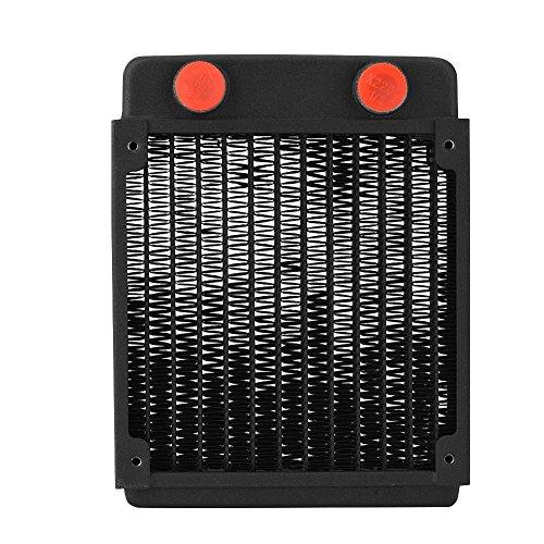 WNSC Radiador de refrigeración por Agua, 120 mm / 240 mm / 360 mm / 480 mm Exquisito Sistema de refrigeración por Agua de Cobre para...